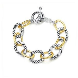 Jewelry - UNY Bracelet Designer Brand Inspired Antique Women